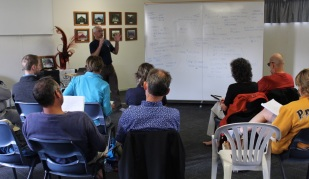 Information gathering from Kiwifruit growers